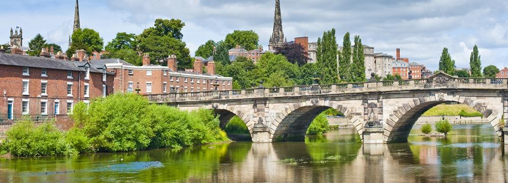 Shrewsbury Ashlea Pools