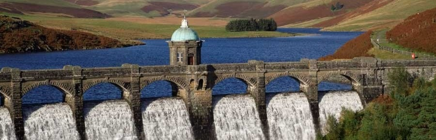 Elan Valley, near Ashlea Pools.