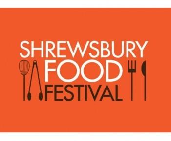 Shrewsbury Food Festival this weekend